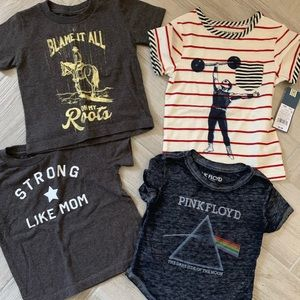 Other - Lot of 4 tees